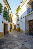 Cordoba Jewish Quarter — Stock Photo