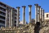 Cordoba Roman temple — Stock Photo