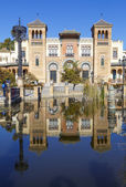 Museum of Popular Arts of Seville, Spain — Stockfoto