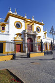 Real Maestranza de Caballeria de Sevilla, in Seville, Spain — Stock Photo