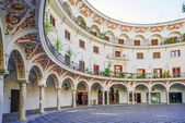Plaza del Cabildo. Seville, Spain — Stock Photo