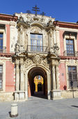 Archbishop's palace sevilla, spanien — Stockfoto