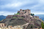 Cardona castle is a famous medieval castle in Catalonia. — Stock Photo