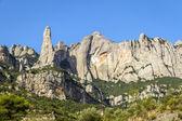 Santa Maria de Montserrat monastery. Catalonia, Spain. — Stockfoto