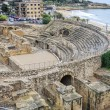 Ruins of the ancient amphitheater in Tarragona, Spain — Stock Photo #42525829