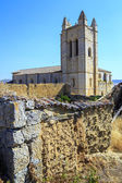 Church of St. John in Castrojeriz Burgos — Stock Photo