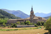 Monastery of Yuso, San Millan de la Cogolla — Stock Photo