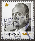Postage Stamp King Juan Carlos I ? 001 — Stock Photo