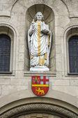 Church in Koblenz, Germany  — Stock Photo