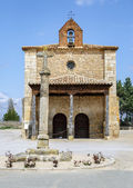 Berlanga de Duero Chapel of Our Lady of Solitude — Stock Photo