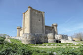 Castle of  Villafuerte of Esgueva — Stock Photo