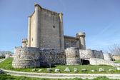 замок виллафуэрте эсгева — Стоковое фото