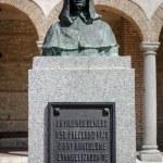 Постер, плакат: Monument to Fray Bartolome Olmedo