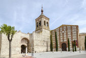 Church of San Miguel Olmedo  — Stock Photo