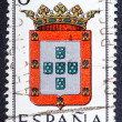 Arms of Provincial Capitals shows Ceuta — Stock Photo #45944105
