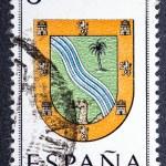 Arms of Provincial Capitals shows Sahara — Stock Photo #45944687