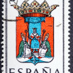 Arms of Provincial Capitals shows Sevilla — Stock Photo #45944937