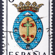 Arms of Provincial Capitals shows Tenerife — Stock Photo #45945175