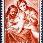 Holy family 1960 — Stock Photo #46056933