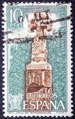 Cross of Roncesvalles — Stock Photo