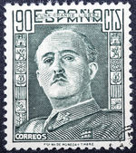 Francisco Franco — Stock Photo