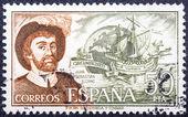 Juan sebastian elcano — Foto Stock