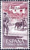 Shows Bullfighter — Stockfoto