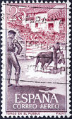 Shows Bullfighter — Stock Photo