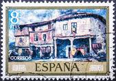 Botero Lerma's Houses — Stockfoto