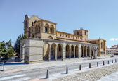 The San Vicente Basilica in Avila, Spain  — Stock Photo