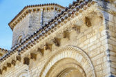 Romanesque style in Fromista, Palencia — Stock Photo