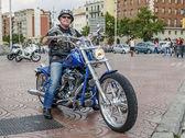 Барселона Harley дней 2014 — Стоковое фото