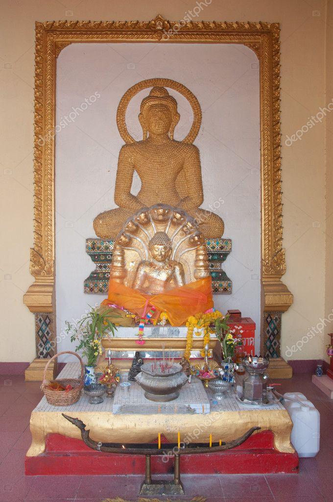 泰国寺佛像