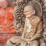 Old buddha statue — Stock Photo #13440563