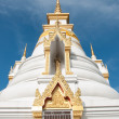 Huakuan temple chedi in yala, thailand — Stock Photo