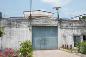 Department of Corrections in yala, thailand — Stock Photo