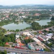 Stock Photo: Kwanmuang Park in yala, thailand