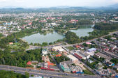 Kwanmuang Park in yala, thailand — Stock Photo