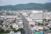 YALA, THAILAND - DECEMBER 5: cityscape of yala city, thailand on — Stock Photo