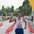 YALA, THAILAND - SEPTEMBER 30: Yala mini half marathon male runn — Stock Photo