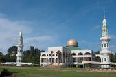 Central Mosque of Krabi Province, thailand — Stock Photo