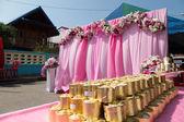 Wedding background for photo — Stock Photo