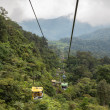 Genting Skyway — Stock Photo