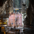 Stock Photo: Inside of Batu Caves, Malaysia