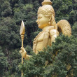 Hindu deity Lord Murugan Statue — Stock Photo