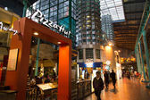 Pizza Hut at Resort World Genting — Stock Photo