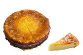 сырный пирог — Стоковое фото