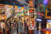 Genting Highlands, Malaysia - SEPTEMBER 26: Pizza Hut and KFC ba — Stock Photo