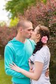 Romantic couple — Stock Photo