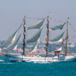 Ship Guayas - Stock Photo